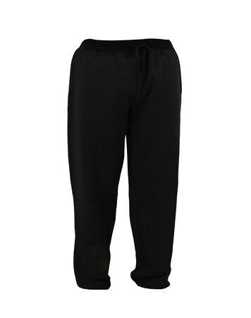 schwarz Jogginghose