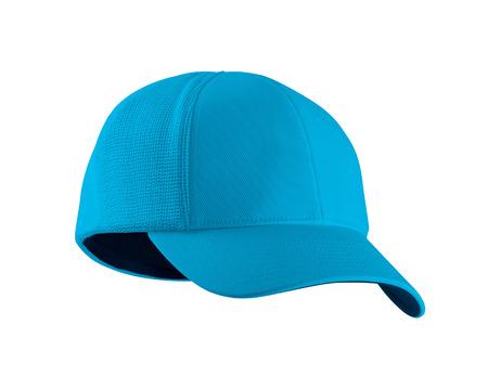 Blue Baseball Hat Banque d'images