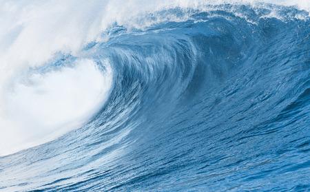 L'océan vague  Banque d'images