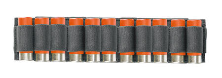 sports shell: hunting belt with ammo