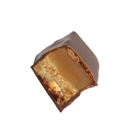 Chocolate covered bar