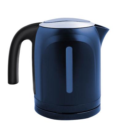 electric tea kettle: Electric tea kettle isolated
