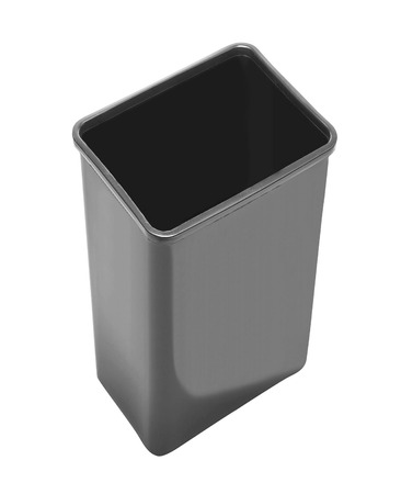 big bin: lid bin isolated on white background