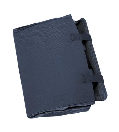 Laptop bag isolated on white background