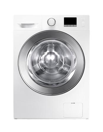 washing machine isolated on white background Reklamní fotografie