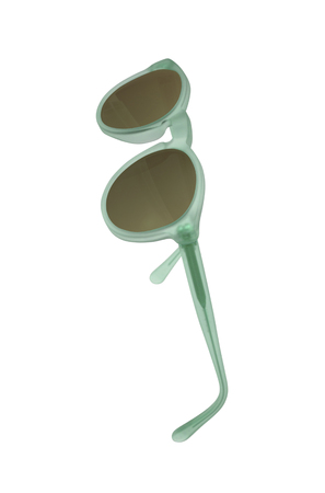 sunglasses isolated on a white background Banque d'images - 106130292