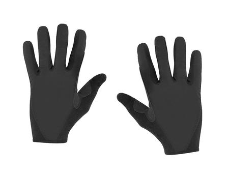 Sport glove on white background