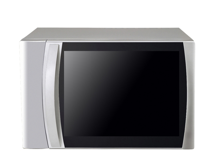 Microwave Oven isolated on white background Banque d'images - 106130397