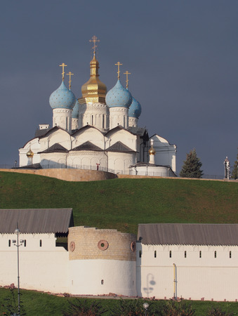 annunciation: Annunciation Cathedral and Northeast round tower