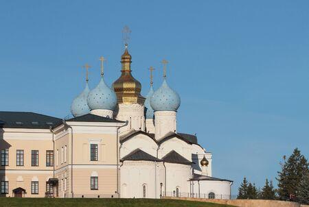 annunciation: Annunciation Cathedral. Kazan, Tatarstan Editorial