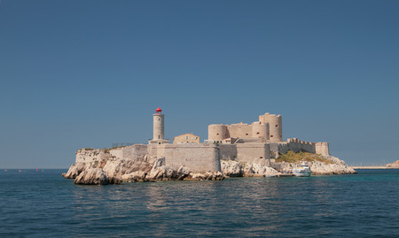 marseille: Chateau dIf. Marseille, France