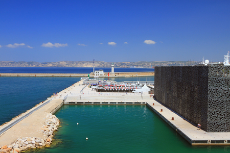 the gulf: Port and Gulf of Lions. Marseille, France Editorial