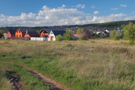 settlement: Country cottage settlement