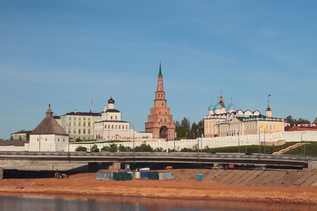 governor: Complex of Governor palace in Kazan Kremlin