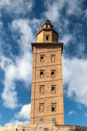 hercules: Tower of Hercules. Corunna, Spain
