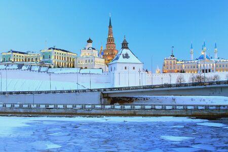 governor: Kazan Kremlin, complex of Governor palace, northern case of Gun yard, Qol Sharif mosque