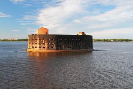plague: Fort Alexander I ( Plague), Kronstadt. St. Petersburg, Russia