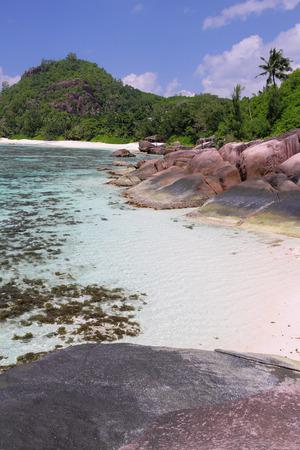 tropics: Tropics, gulf Baie Lazare. Mahe, Seychelles