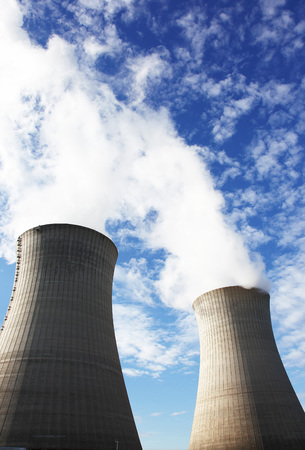 a Nuclear power plant for the production of electricity