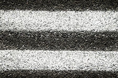 an asphalt surface seen from above