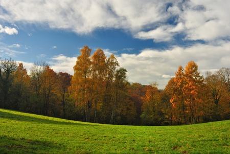 Herbst in den H�geln