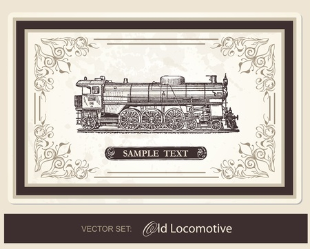 Historical Locomotive