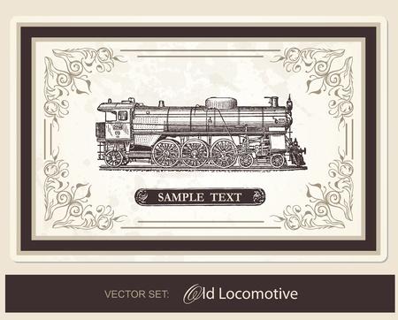 steam locomotive: Historical Locomotive