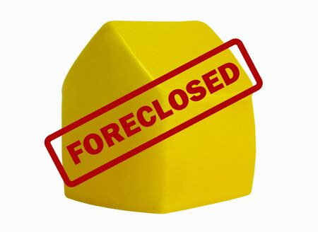 subprime mortgage crisis: Foreclosed House Home