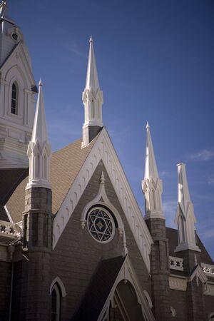 Church in Utah