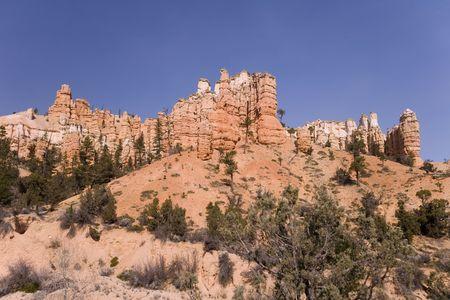 Grand Staircase Escalante National Park Stock Photo