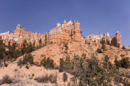 Grand Staircase Escalante National Park Banco de Imagens