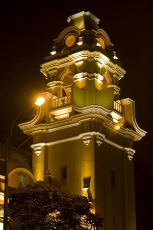 大聖堂・ デ ・ リマ、ペルー 写真素材