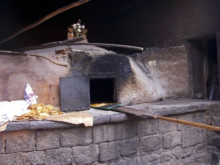 Bakery in Cuzco Peru