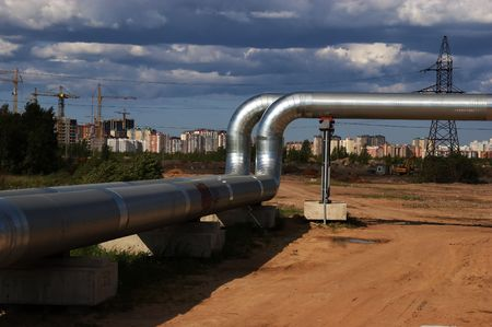 naphtha: New gas main