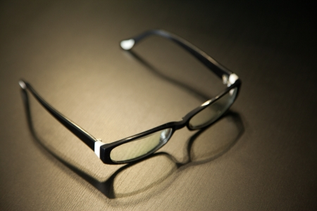 Glasses for people with near-sight or long-sight