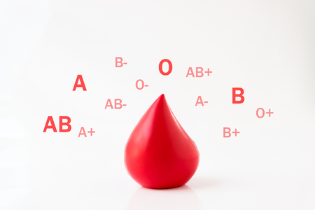 donacion de organos: Blood type concept