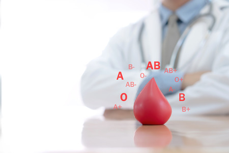 Donate  Blood group  Doctor  Concepts