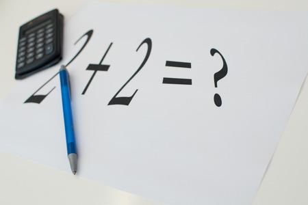mathematics accounts
