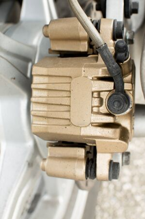 brake caliper: caliper brake scooter