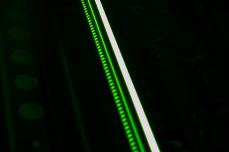 red light halogen