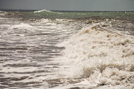 shades of the stormy sea