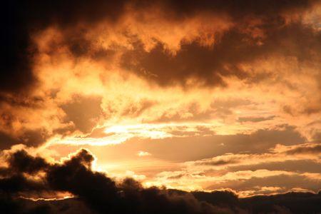 Wolken Stockfoto - 6677003