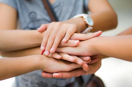 la cooperación y el trabajo en equipo lucha dificultad