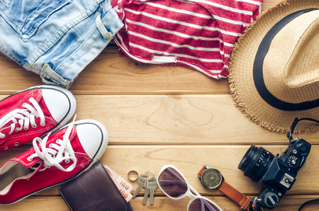 Travel Clothing and accessories