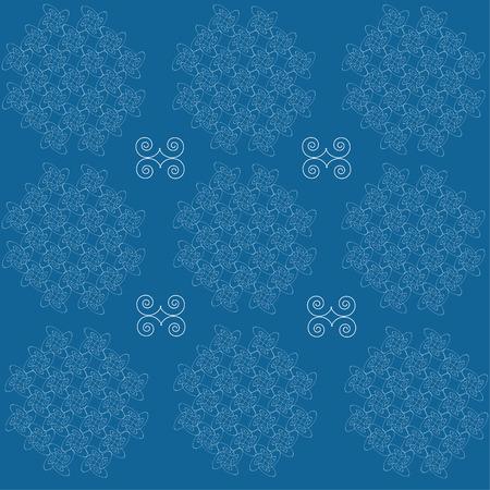 Background pattern vector wallpaper - EPS 10 illustration.