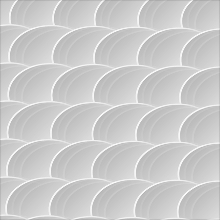 Multiple circular backgrounds stacked to form a background for design EPS 10 - vector concept Vectores