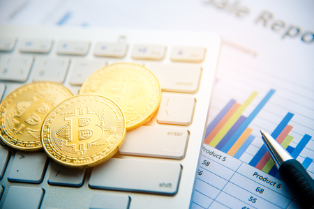 Bitcoin and its business-class laptop work and bring transactions across the network and help with todays business management, delivering fast and secure business.