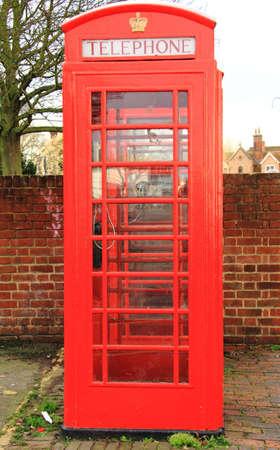 gilbert: Red Telephone Box