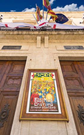 council: town council of Alcoy city  Spain