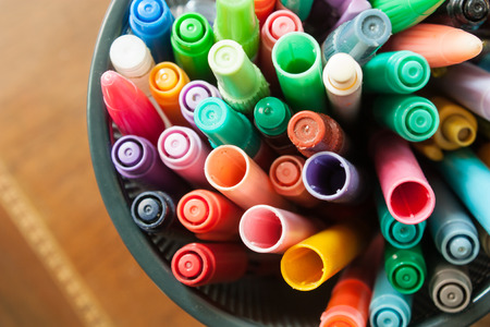 create idea: Equipment help you create idea Stock Photo